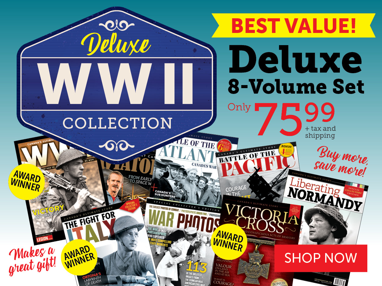 World War II Collection Deluxe 8-Volume Set
