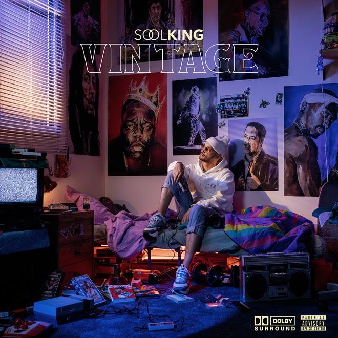 Cover Album Soolking