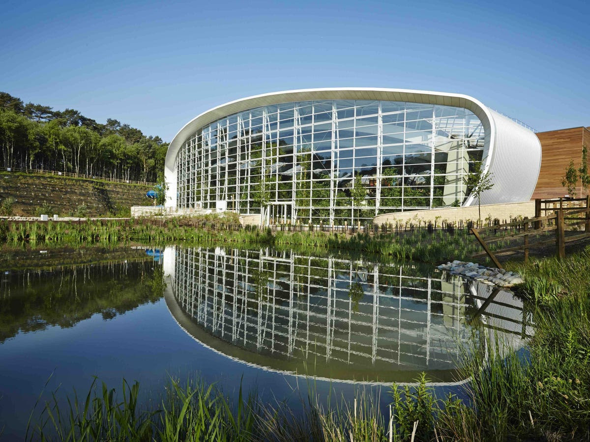 Center Parcs Woburn Forest (Nominated for Best Hotel And Tourism Resort)