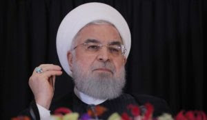 "Iran's Rouhani: Jihad attack on Saudi Arabia's oil facilities was a ""warning"""