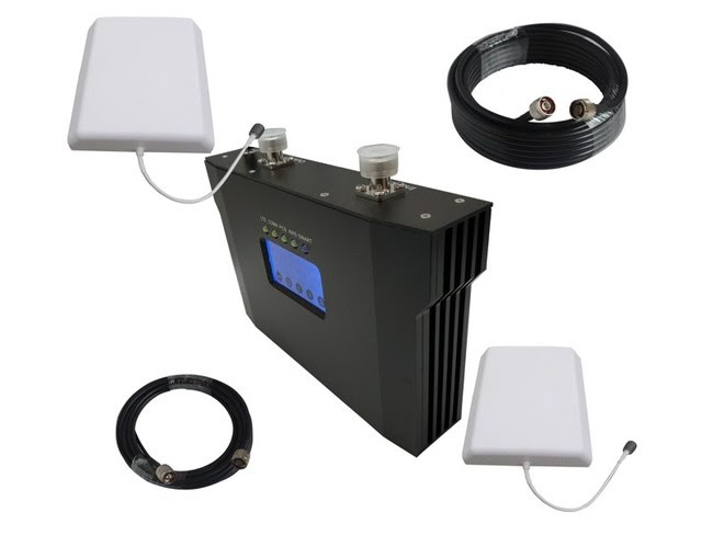 Cell Phone Signal Booster Nikrans NS-20K-Voice, 3G & 4G by MyAmplifiers