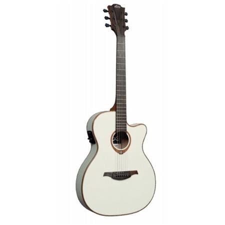 Tramontane 100 T100ASCE-IVO Auditorium Slim Auditorium Cutaway Acoustic Electric Guitar -