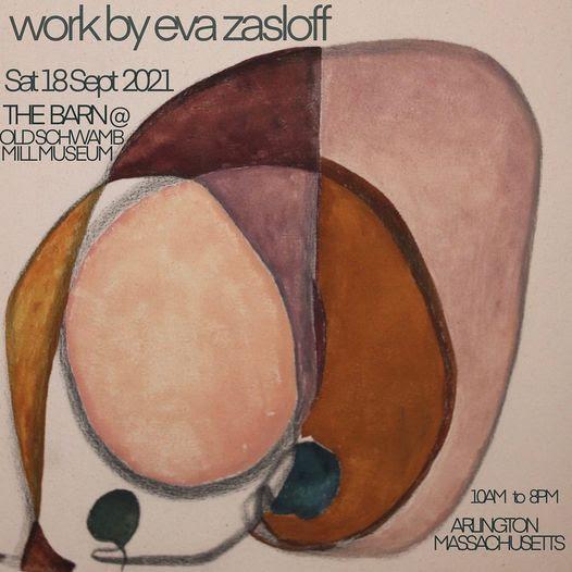 Work by Eca Zasloff