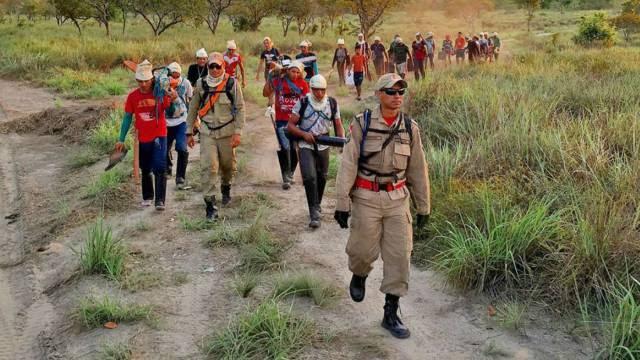Juiz estende prisão de voluntários de ONG de Alter do Chão