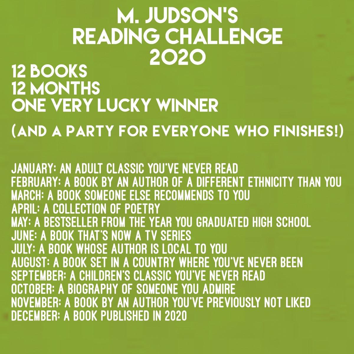 Ridgewaygirl Reads Some Books In 2020 Second Quarter 2020
