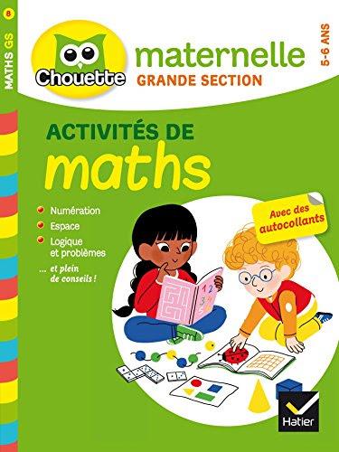 Maths Grande Section (5/6 ans)
