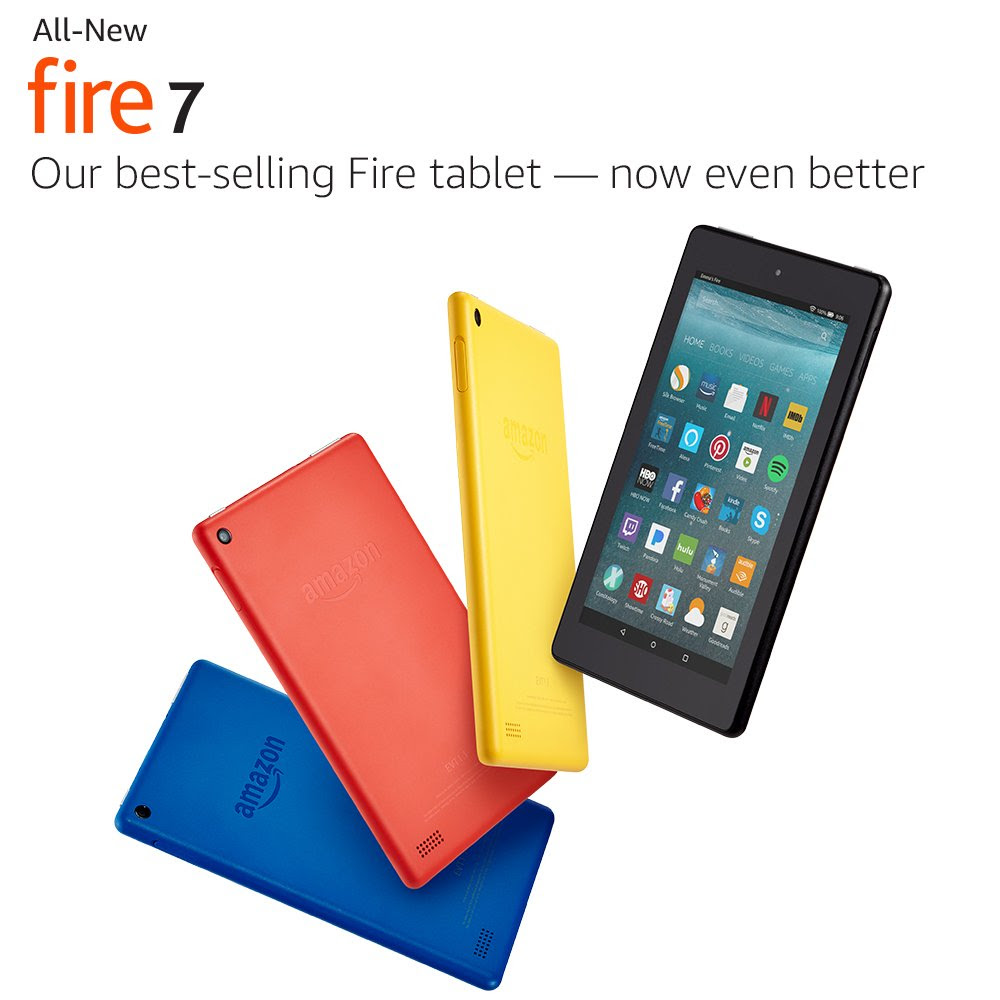 The next generation Fire Tablet releases on June 7: pre-order now & receive it that day!