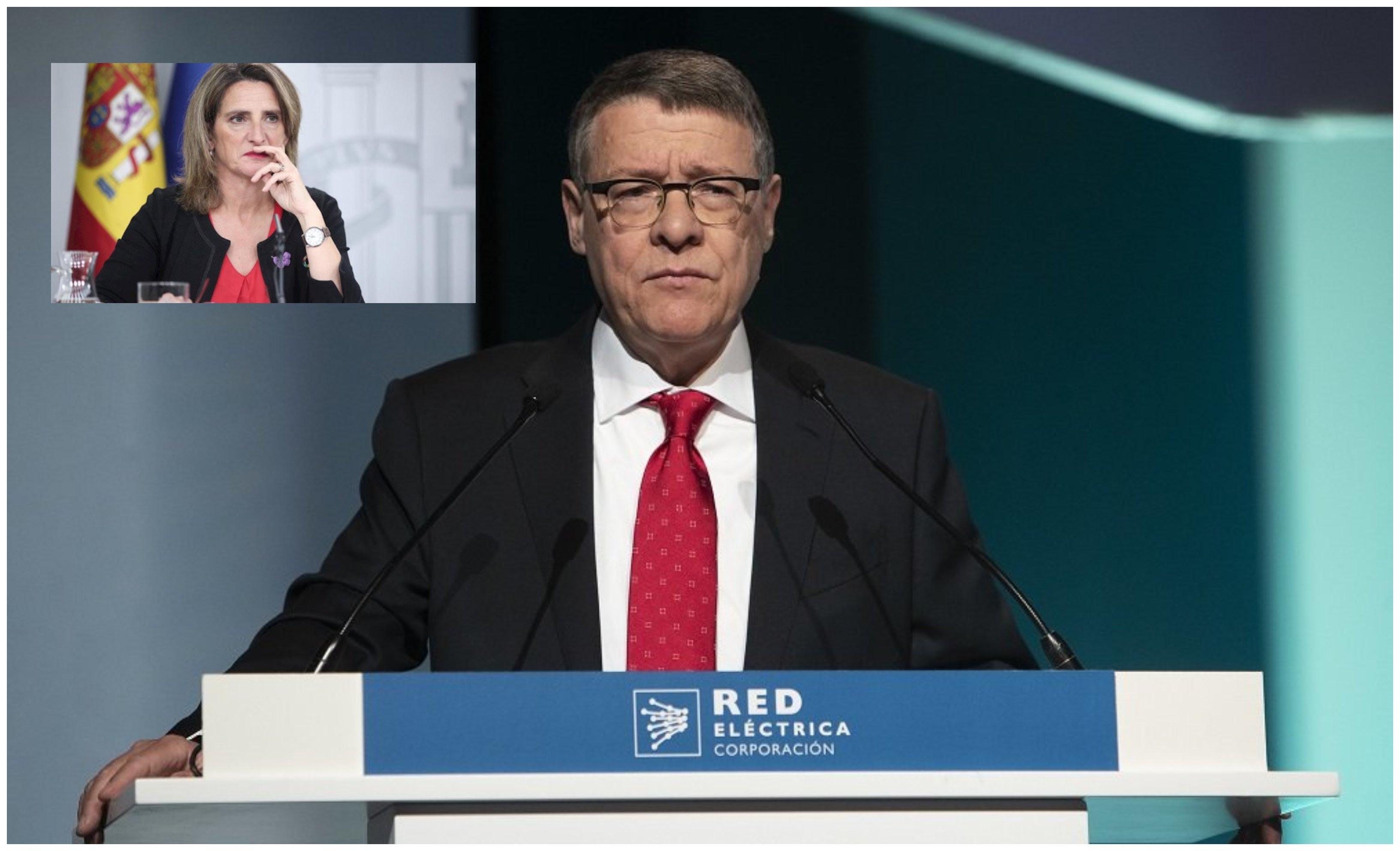 Jordi Sevilla deja la presidencia de Red Eléctrica, cargo que ocupaba desde el 31 de julio de 2018