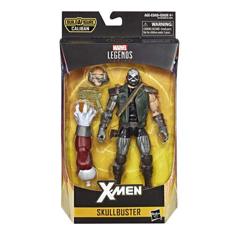 Image of X-Men Marvel Legends Skullbuster (Caliban BAF) - MAY 2019