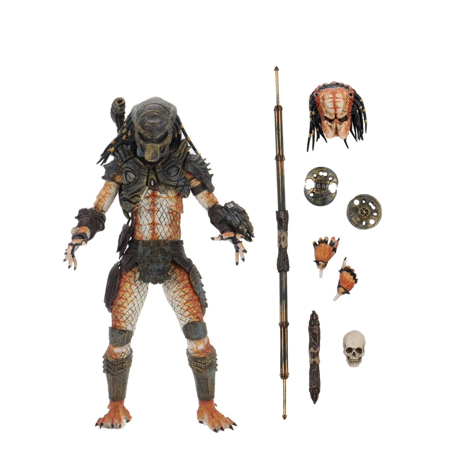 Image of Predator 2 – Ultimate Stalker Predator 7″ Scale Figure - OCTOBER 2020