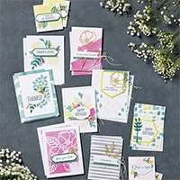 Soft Sayings Card Kit