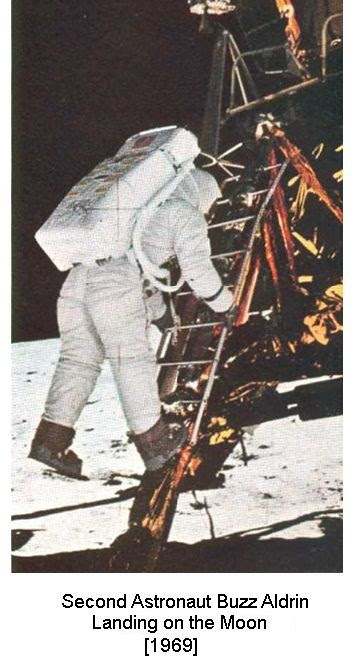 Second Astronaut Landing