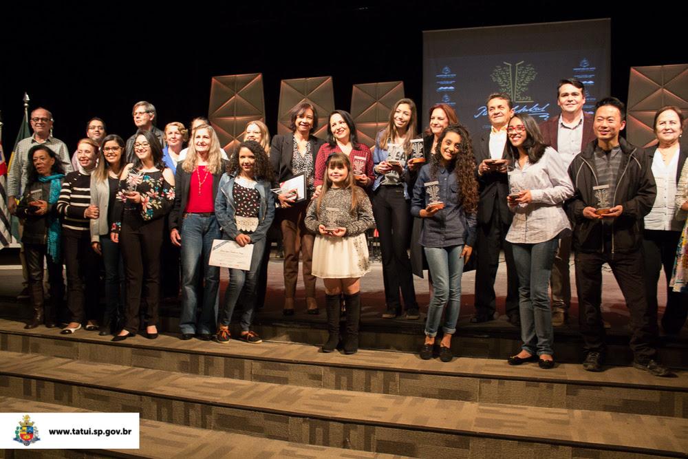 Prefeitura de Tatui revela os vencedores do 'Concurso Paulo Setúbal' deste ano
