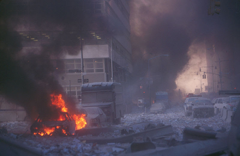 File:LOC unattributed Ground Zero photos, September 11, 2001 - item 064.jpg