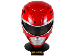 POWER RANGERS LEGACY RED RANGER 1:1 SCALE HELMET