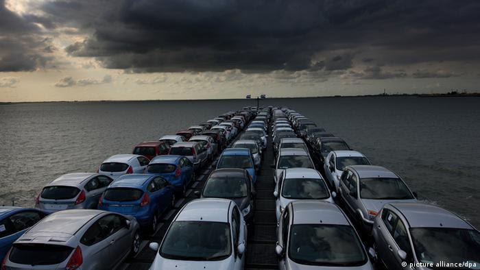 Autokrise in Europa - Produktionsstopps und Bangen um Jobs (picture alliance/dpa)