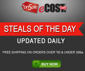 eCOST Steals of the Day! Updated Daily