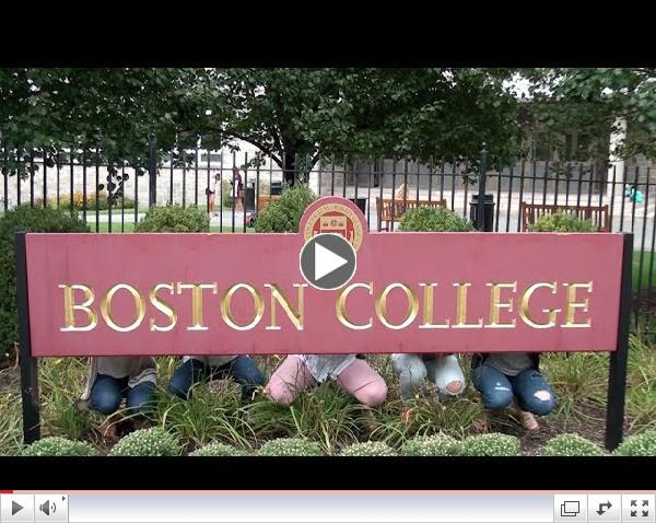 Boston College - Shake It Off