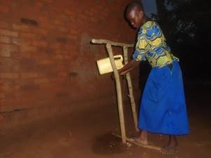 WASH Janat from Kamira Washing Hands