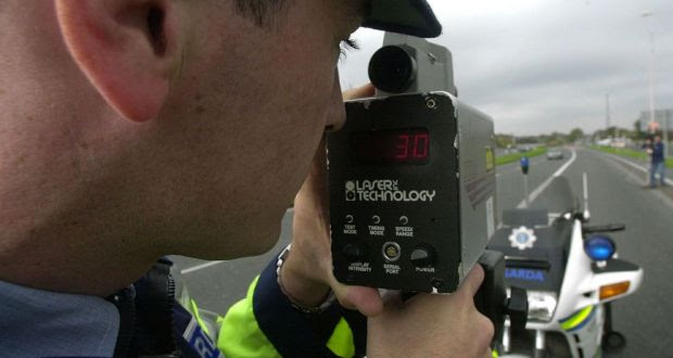 Drivers face increases in penalty points for certain offences from Friday. Photograph: Cyril Byrne/The Irish Times