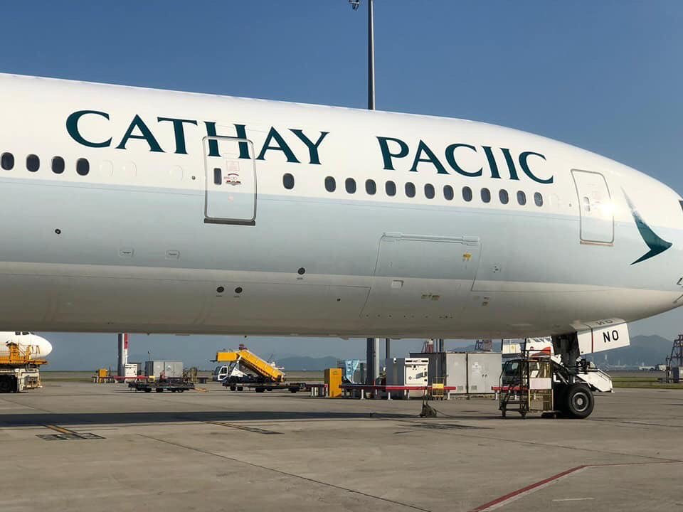 Cathay Paciic