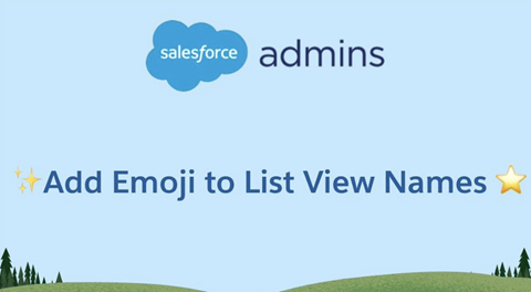 Emojis in Salesforce