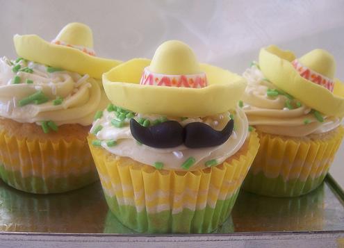 Mexican-Sombrero-Cupcakes