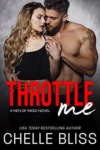 Cover for 'Throttle Me (Men of Inked Book 1)'