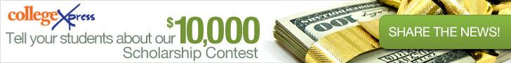 $10,000 Scholarship Contest