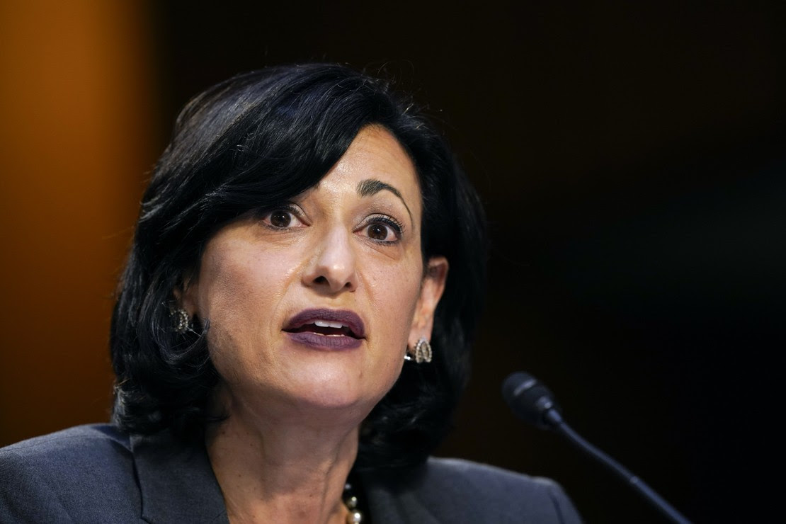CDC Director Rochelle Walensky