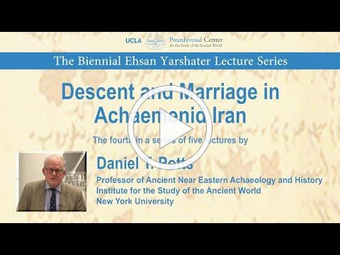 Descent and Marriage in Achaemenid Iran