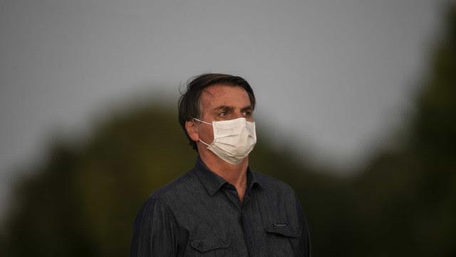 Não estamos preocupados com CPI e trabalhamos a todo vapor, diz Bolsonaro