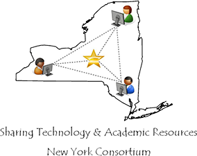 Sharing Technology and Academic Resources New York Consortium(STARNY) logo
