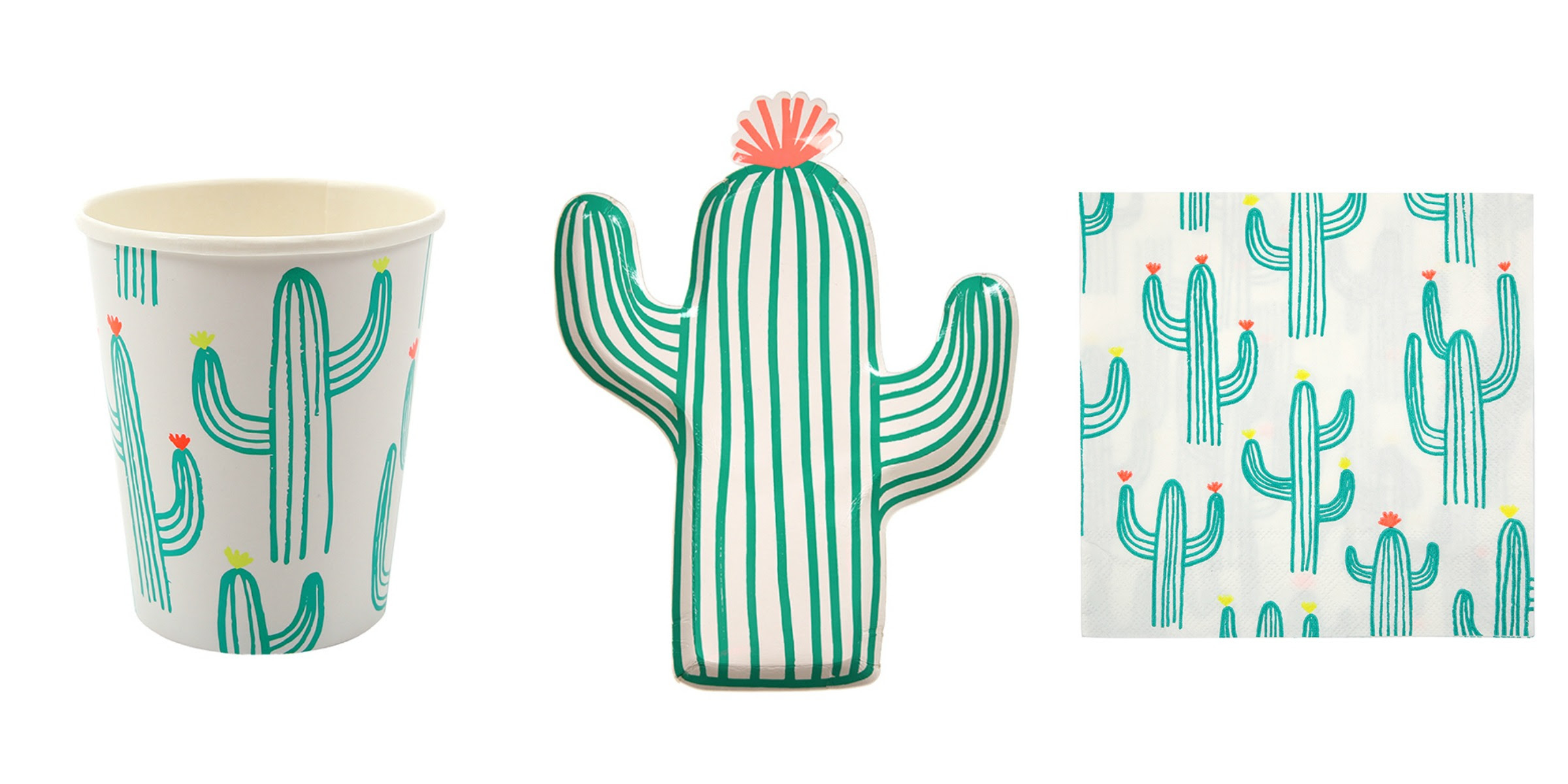 Pop Roc Parties Blog | Cactus Party Supplies