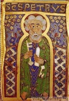 Szent Péter kulcsok Chakana