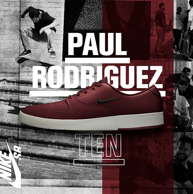 Tênis Nike SB Zoom Paul Rodriguez X Masculino