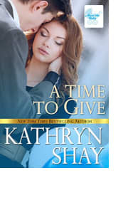 A Time to Give by Kathryn Shay