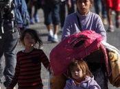 Una nueva caravana de aproximadamente tres mil migrantes ingresó a México con el objetivo de llegar a EE.UU.