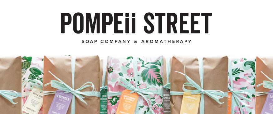 Pompeii Street Soap Co. & Aromatherapy