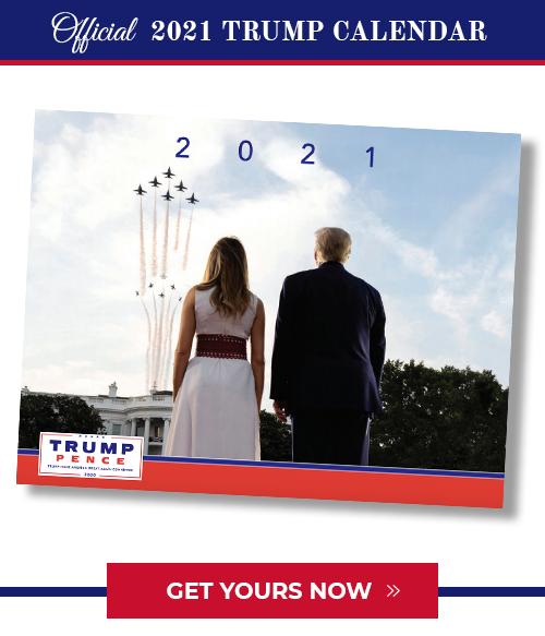 Official 2021 Trump Calendar
