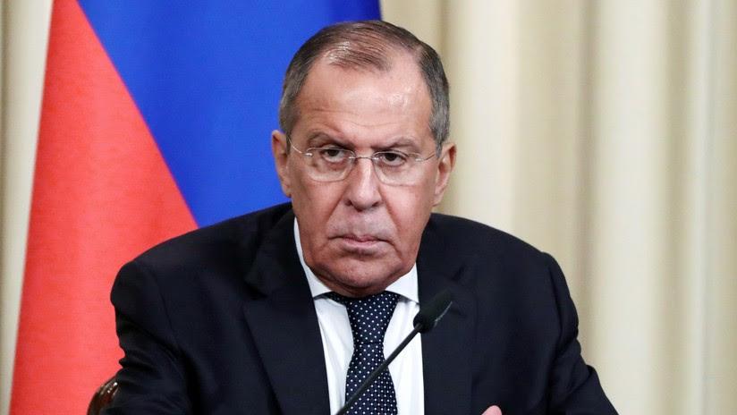 Lavrov: Rusia hará todo lo posible para apoyar a Nicolás Maduro