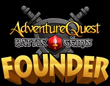 Battle Gems Founder!