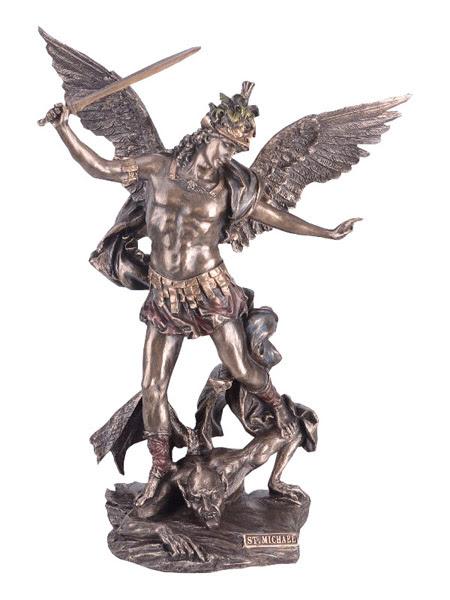 Święty Michał Archanioł Figura Religijna Veronese