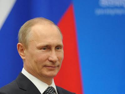 El presidente ruso en una foto de archivo.