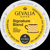 GEVALIA SIGNATURE BLEND K-CUP® PODS