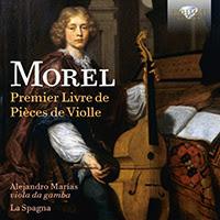 Morel: Premier Livre de pièces de violle