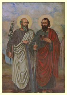 Znalezione obrazy dla zapytania ŚWIĘTYCH APOSTOŁÓW SZYMONA I JUDY TADEUSZA Święto