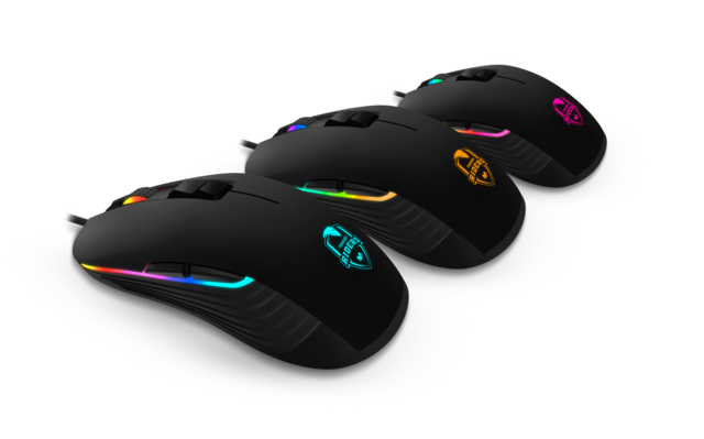 Movistar Riders: nuevo teclado mecánico y ratón de KROM 5