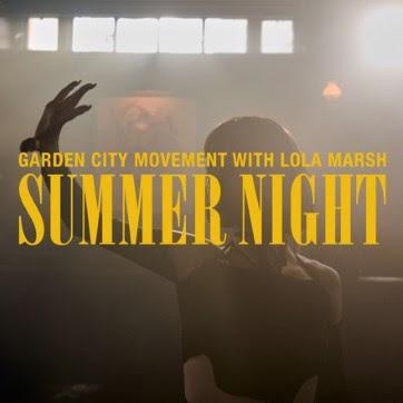 Cover Lola Marsh & Garden City Movement