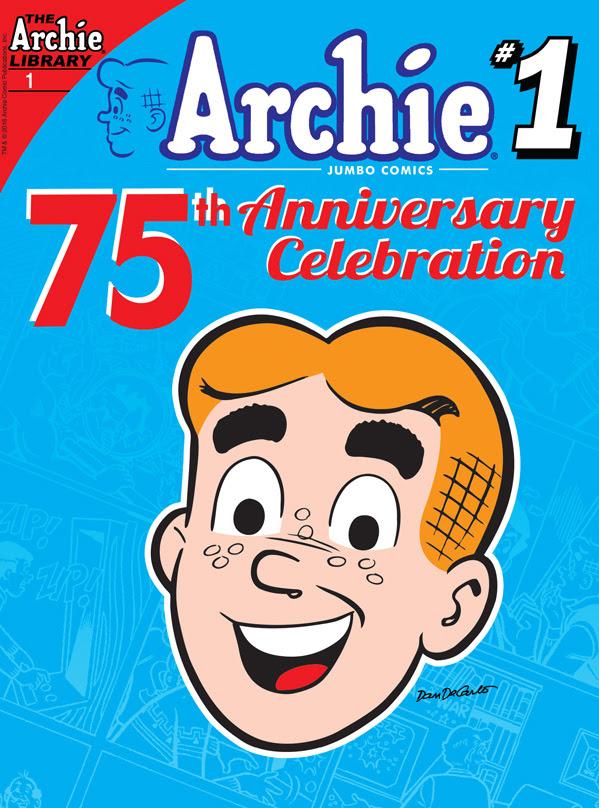 75th Anniversary Jumbo Digest